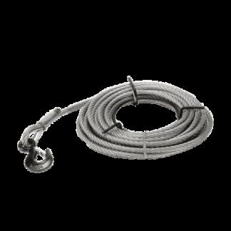 Канат для рычажной лебедки MTM WRP KMWRP 800-20