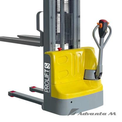 Самоходный электроштабелер PROLIFT SDR 1016-S