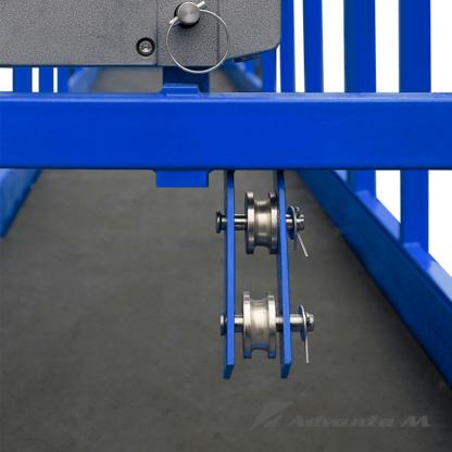 Строительная люлька ZLP-800 (10 м)